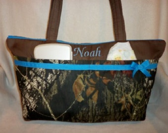 Mossy oak New Break up camo low sleek 11 pockets diaper bag twins bag dad diaper bag purse for all ages weekender tote baby shower bag