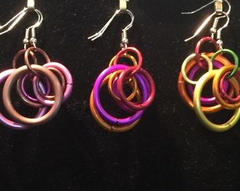 Rings Earring