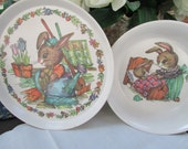 Reserved for DebBlack - VINTAGE - Child's Breakfast Set - Melamine