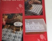 Magic Crochet Magazine, Doilies, Bedspreads, Table Coth, Thread Crochet,