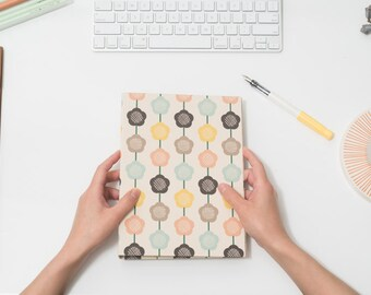 Mini 3-Ring Binder - Buttercup Floral
