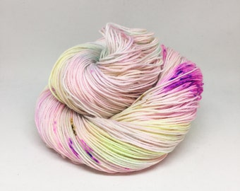 Dyed to order Hand Dyed Yarn - Succulents Have Feelings Too