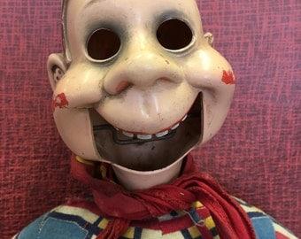 Creepy Vintage Howdy Doody Ventriloquist Doll
