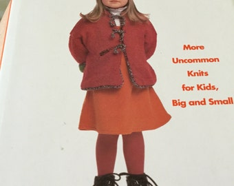 Knitting Book Minnow Knits First Edition 1998 Hard Cover