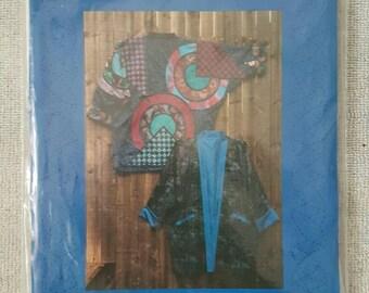 Anne's Jacket: A Quilter's Wardrobe Pattern 8012