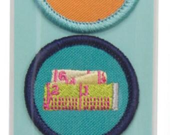 Moda Merit Badges BADGE 6