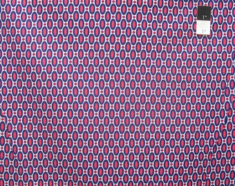 Joel Dewberry PWJD103 Flora Abacus Orchid Cotton Fabric By Yd