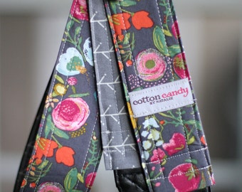 Nightfall Budquette - Reversible Camera Strap