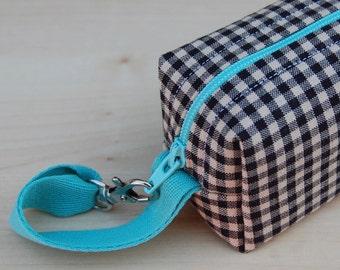 Checker Gingham Mini (Pacifier Pouch)