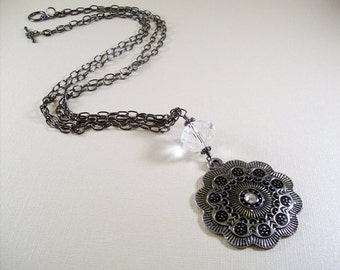 Flora & Ice necklace YD-153N