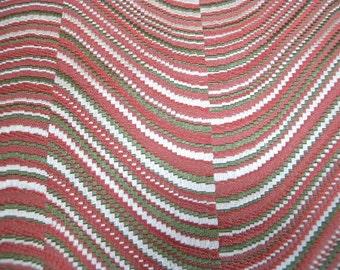 Vintage fabric S263, fabric, supplies, silk