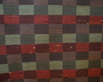 Vintage michiyuki S143, silk, earth tones,