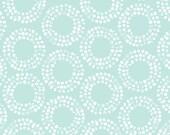 Sale! Cloud 9 Shades of Spring Organic Fabric 1227c_500a  Sky Blue