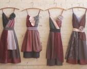 Final Payment for Kelsey Dewar's Custom Bridesmaids Dresses