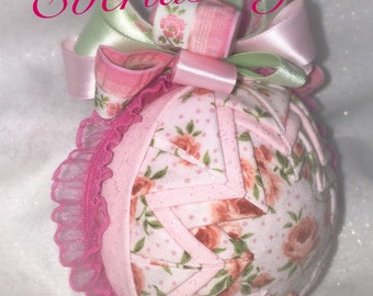 Everlasting- romance Rose ornament collection
