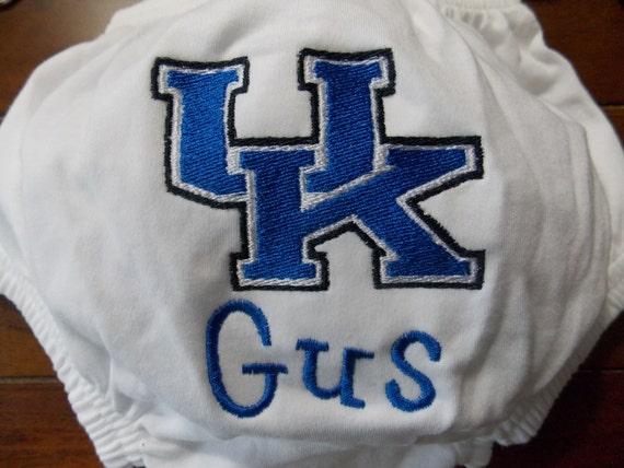 University of Kentucky Wildcats Diaper Cover Baby Boy Diaper