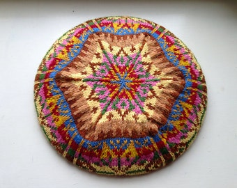 Knitting Pattern - MurielTam