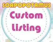 Custom Listing for catsbestpajamas