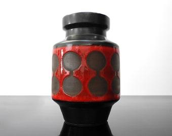 Ceramic Vase / Dümler & Breiden / Germany / 70s / Vintage