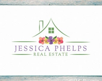 Realty Logo, Custom Logo,  Real Estate Logo, Business Logo,  Realtor Logo, Office Logo,  Interior Designer Logo, House Logo