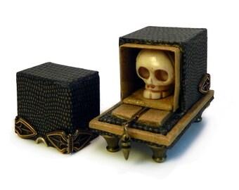 Miniature Victorian Reliquary
