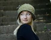 Felt Hat Felted Hat Cloche hat Felted wool hats Womens winter hats Felt hat for women unique felt hat Felt hats Felt Cloche Gift Idea