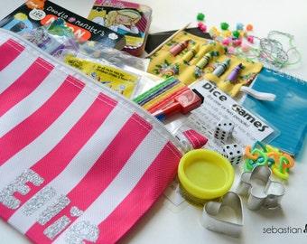 Complete Adventure Kit--Road Trip Travel Bag