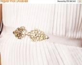 Sale 20% OFF Michelle Belt in Gold, Wedding accessory, Gold Bridal Belt