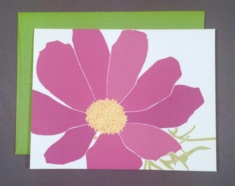 Cosmos Blank Card Set
