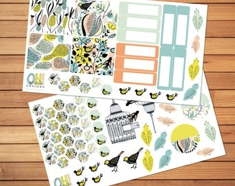 Pretty Bird Monthly Kit for ECLP