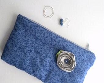 Jewelry Storage Bag. Anti Tarnish Organizer for Home or Travel