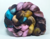 CLEARANCE - Anniversary Limited Edition Special - 4oz 85/15 SW Merino/Nylon Combed Top - Chocofetti