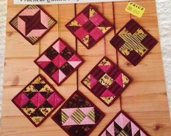 Potholder Play Quilted Potholder Pattern Book