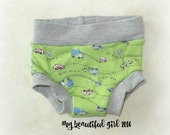 XSmall Cars that Go... GROW with ME Training Pants - Instock