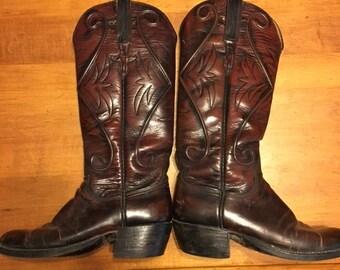 Women's custom 6.5 cowboy boots