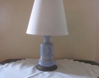 Wedgewood Blue Table Lamp