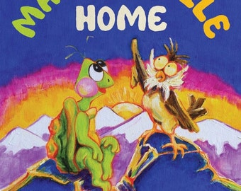 Mack's Mobile Home Children's Book