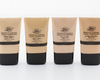 Smooth & Conceal Liquid Foundation
