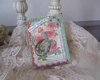 Handmade Sympathy Card - Loss Card - Grief Card
