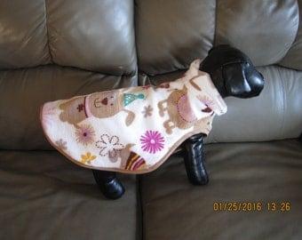 Small Dog Fleece Jacket