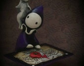 NEW! Ouija Poppet and Ghost - Lisa Snellings