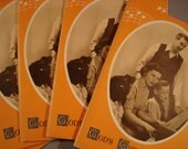 Vintage Hymn Books God's Children Sing   1951  Luthern Mutual Life Insurance Co.  47 pages / Set of 5 Excellent!