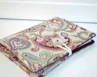 Honey Do List, Grocery List Taker/ Comes with- Note Pad and Pen- Buttercream Paisley