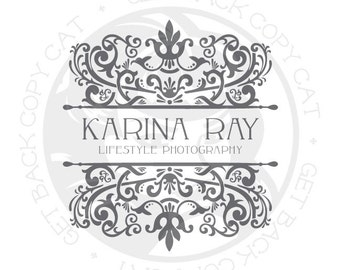 Premade Logo Design OOAK (Buy and Customize This Exact Design) NEVER Sold Twice!
