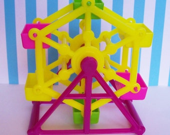 Ferris Wheel Cake Topper - Moves!