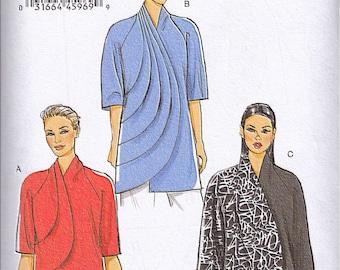 Vogue 9096 Misses' Jacket Loose Fitting Size 16-18-20-22-24-26   New - Uncut