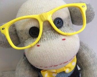 Allan Sock Monkey