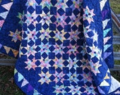Northern Lights Quilt - Queen Size-NEW SALE PRICE