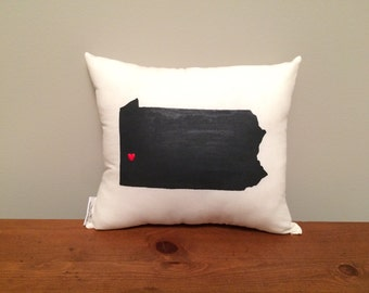 Pennsylvania Pillow