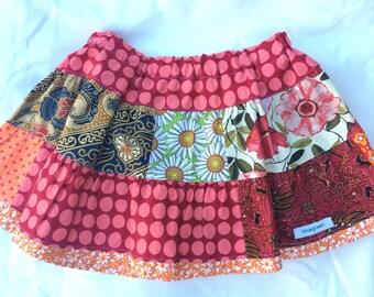Girls twirly skirt Size 2 makeforgood